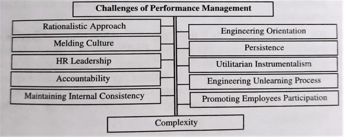 Challenges of Performance Management