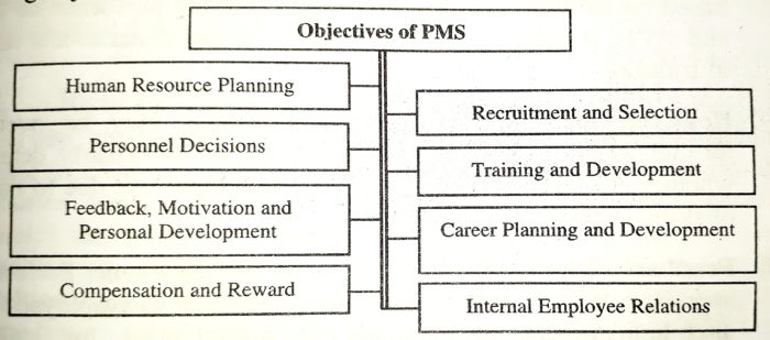 Objectives of PMS
