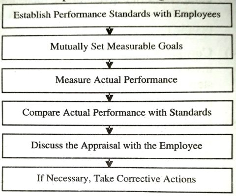 Process of Performance Appraisal copy