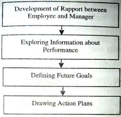Process of Performance Counselling